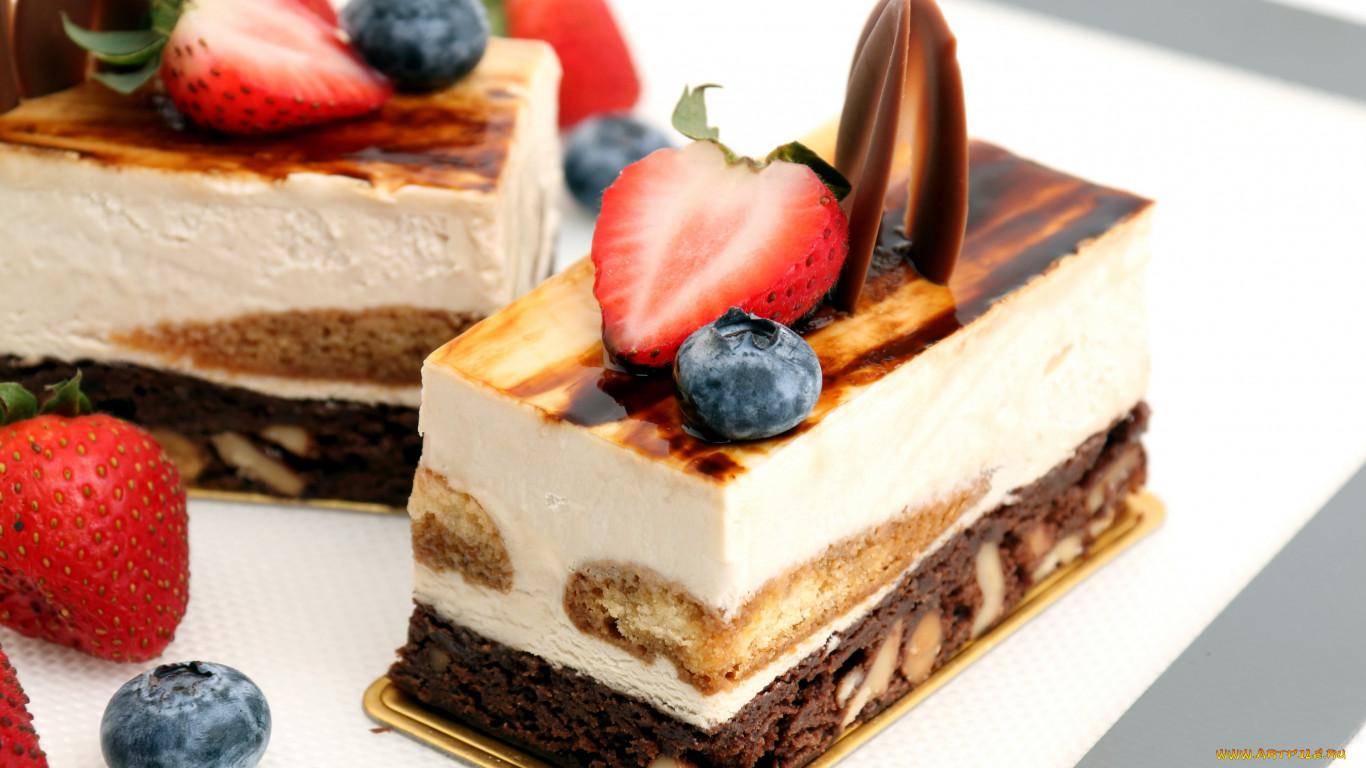 Пироженые торты картинки обои